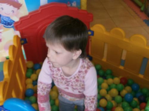 Žaidimų aikštelėje Mažeikiuose