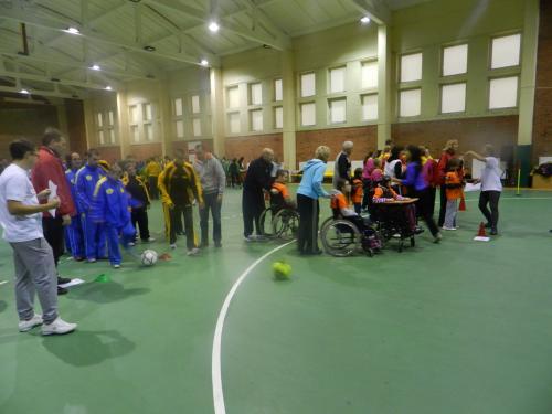 Žymios negalios motorinio aktyvumo žaidynės