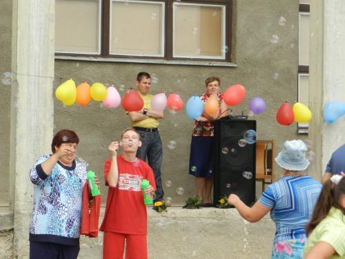 12 šeimynos šventė 'Ryto burbulai'17