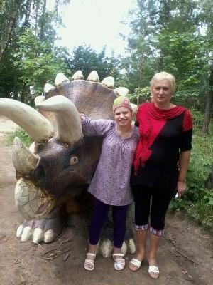 18 šeimyna Dinozaurų parke4