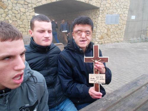 5 šeimyna Kryžių kalne