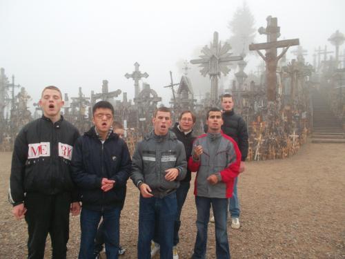 5 šeimyna Kryžių kalne2