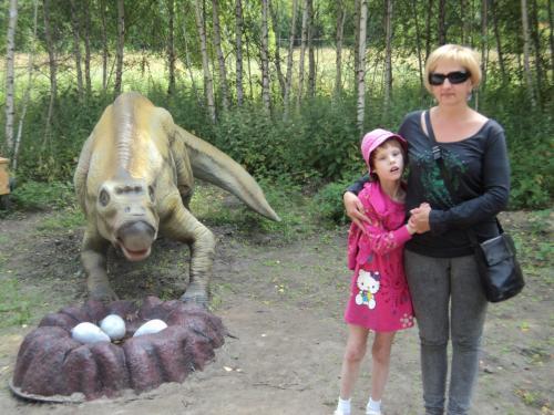 8 šeimyna Dinozaurų parke4