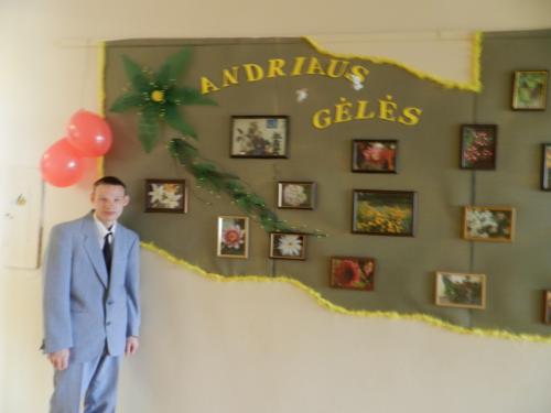 Andrius - parodos autorius