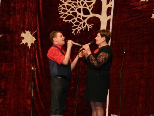 Apie ką dainuoja Dalia ir Arvydas...