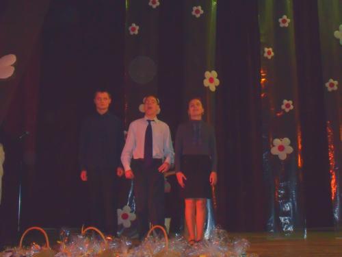 Artūras, Vytautas ir Marija