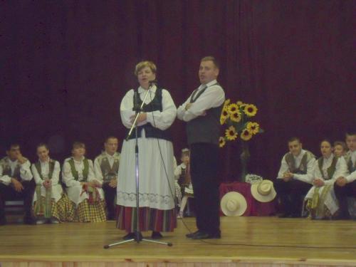 Dainuoja Dalia ir Arvydas