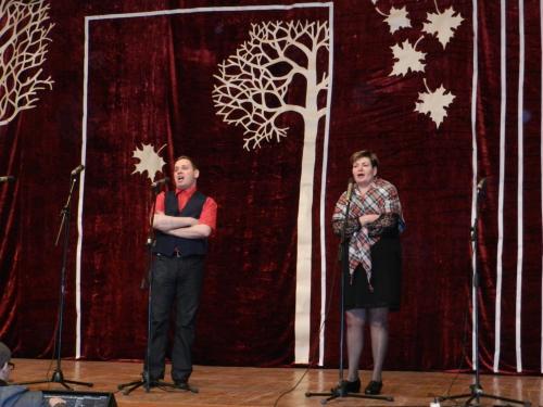 Dalios ir Arvydo daina festivalio dalyviams