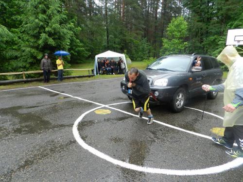 Egidijus tempia automobilį