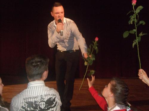Gėlės Ruslanui