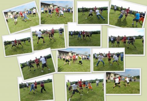 Gladiatorių rungtis-vaikinai