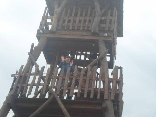Inga apžvalgos bokštelyje