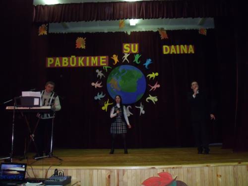 Jurdaičių dainininkai