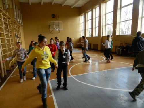 Kaubojiškų šokių pamoka