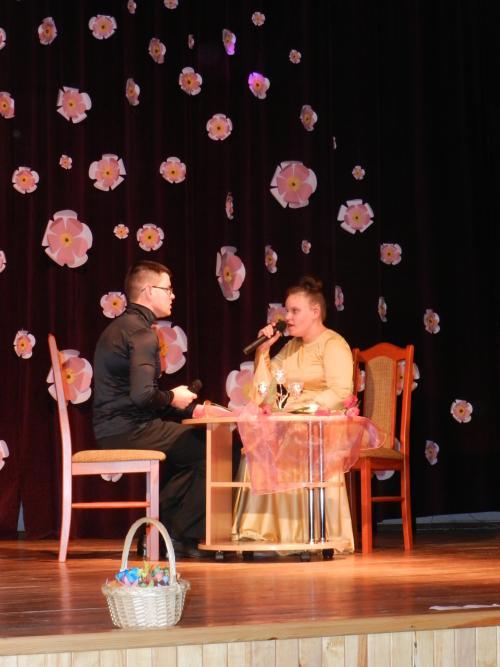 Laimono ir Jovitos pasirodymas