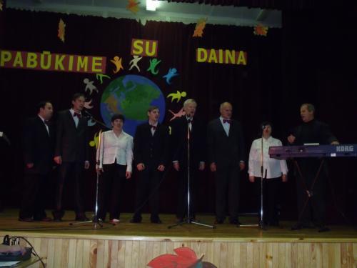 Linkuvos dainininkai