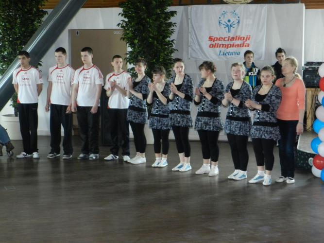 Mūsų šokėjų komanda