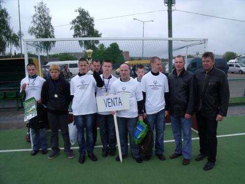 Mūsų futbolo komanda