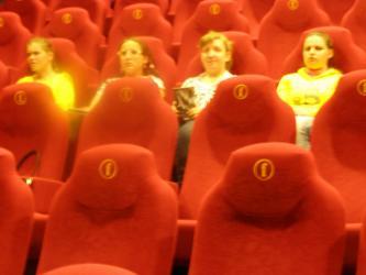 Merginos laukia filmo