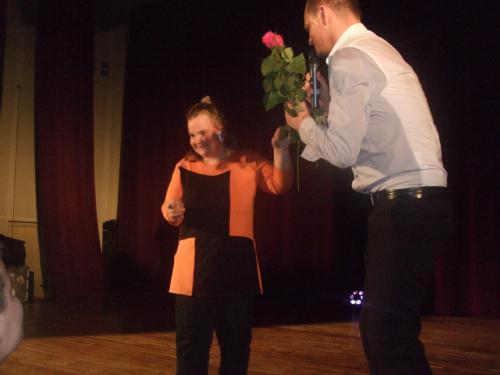 Natalijos gėlės Ruslanui