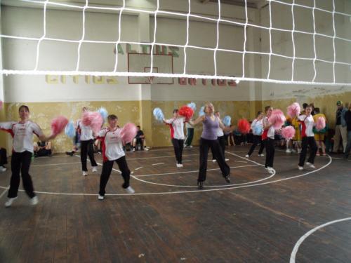 Nuotaikingosios šokėjos