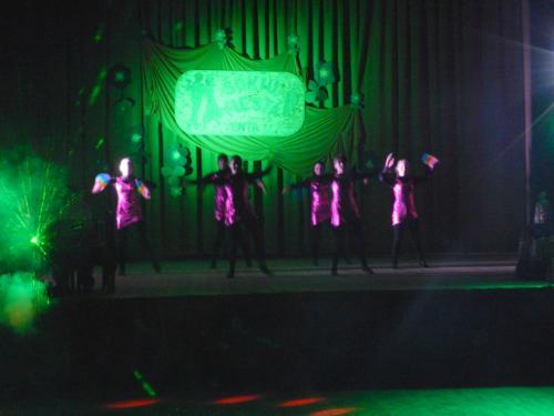 Palnosų kultūros namų šokėjos