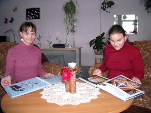 Pasakų kūrėjos - Svetlana ir Jovita