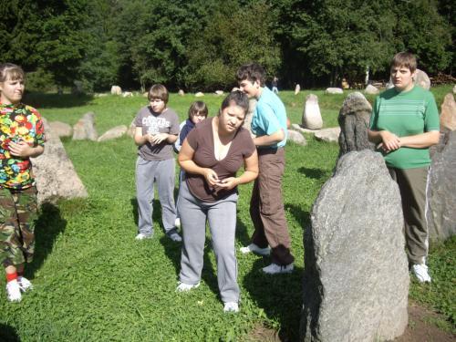 Prie Zodiako akmenų