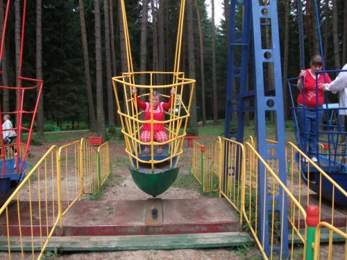 Supamės Grūto parke