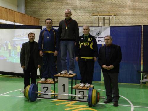 Svorio kategorijos iki 100 kg nugalėtojai