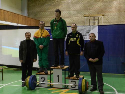 Svorio kategorijos iki 90 kg nugalėtojai