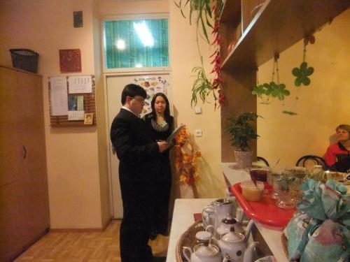 Vedėjai - Laimonas ir Joana