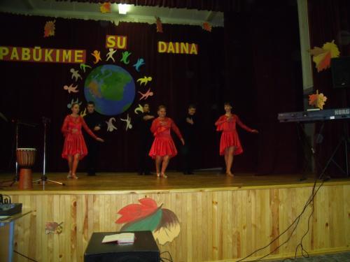 Ventos šokėjai