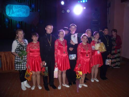 Ventos SGN šokėjai