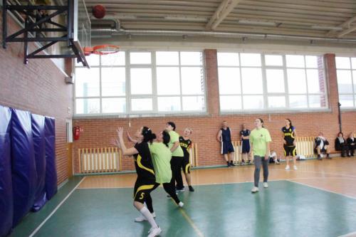 Ventos SGN moterų komandos rungtynės