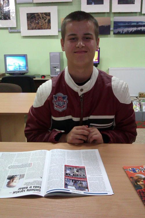 Vytautas Ventos miesto bibliotekoje