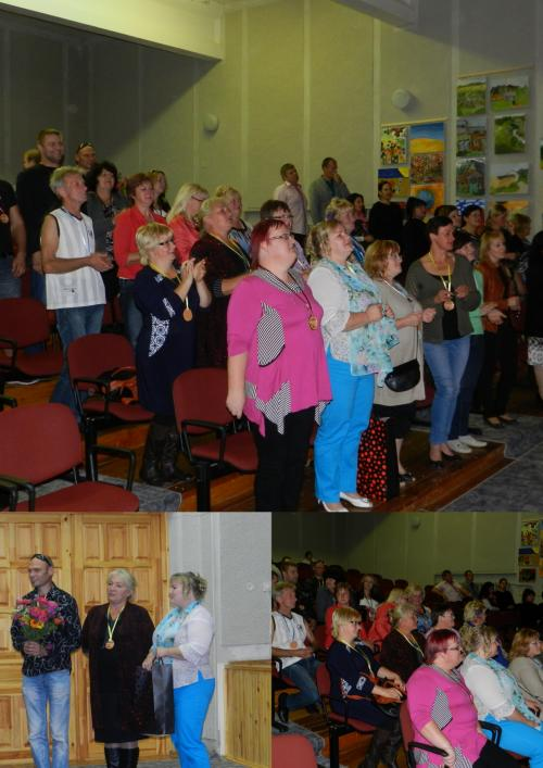 Svečiuose kolegos iš Latvijos