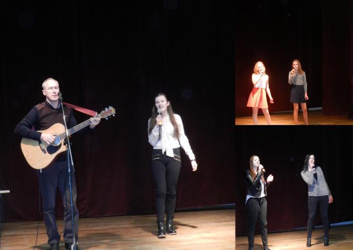 Ventos kultūros namų dainininkai