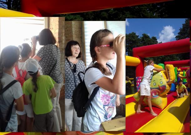 Grupinio gyvenimo namų vaikai Akmenės šventėje 2018